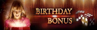 Bonus Codes For Casino On Birthday